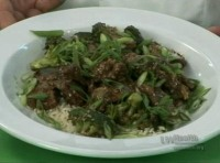 Sesame Beef; Cooking Outside the Box with Chef John
