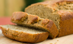Try this tasty banana bread recipe