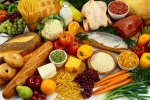 Diabetes Nutrition: a variety of food