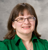 Diabetes and endocrinology specialist Ellen Connor, MD, has taught the College Course for 16 years.