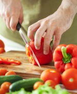UW Health nutritionists offer tips to help you eat healthy at home.