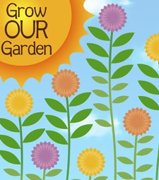 Grow Our Garden: Make a donation to support the Hilary Grace Healing Garden