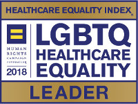 UW Health was named a LGBTQ Healthcare Equality Leader in 2018