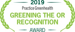 Greening the OR Recognition Award