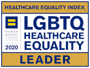 2020 Healthcare Equality Index LGBTQ Healthcare Equality Leader Award