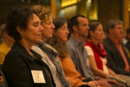 UW Health Mindfulness Program 20th Anniversary Celebration. Photo by Matthew Kutz