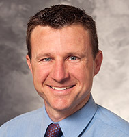 Dr. Drew Watson, UW Health Sports Medicine physician and researcher
