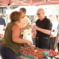 The west side farmers market is moving to UW Health's Digestive Health Center.