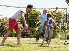 Age Matters - Treating Sports Injuries in the Young and Old Requires a Thoughtful Approach; UW Health, Madison, Wisconsin
