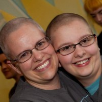 Shave to Save Benefitted American Family Children's Hospital and the UW Carbone Cancer Center
