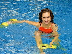 UW Health Fitness Center staff offer tips for making the most of water exercise