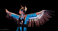 Eagle Dancer, by Mike Rausch