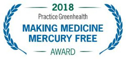2018 Making Medicine Mercury-Free Award Winner