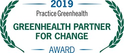 Practice Greenhealth Partner for Change Award