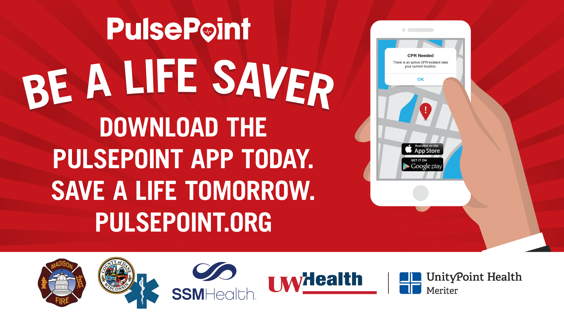 PulsePoint Dane County