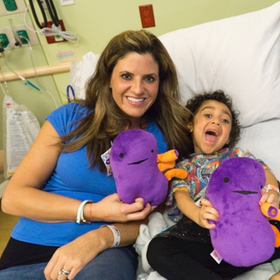 Preschool Teacher Donates Kidney to Student