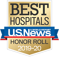 U.S. News & World Report Best Hospitals Honor Roll