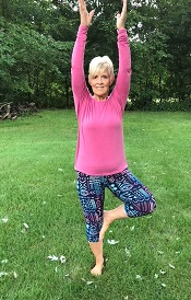 Randa underwent a total hip replacement and is living life to the fullest.