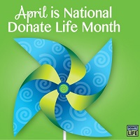 Donate Life Month