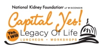 UW Health Organ Procurement Organization's Ripple Effect: Capital Yes! Legacy of Life Luncheon and Workshops