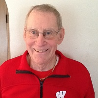 Gary Einerson, a dedicated volunteer who works to promote organ donation