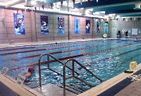Fitness Center lap pool