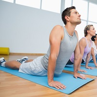 Can't decide between yoga or pilates? Do both with UW Health Sports Medicine Fitness Center's Yoga Pilates Mix class.
