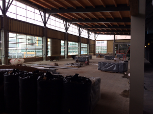 Construction of indoor Sports Medicine facilities at UW Health at The American Center