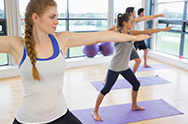 UW Health Sports Medicine Fitness Center: Yoga class