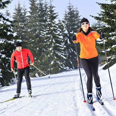Outdoor Exercise Options in the Winter