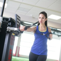 UW Health trainer Karla Bock says distance runners can benefit from weight training.