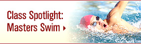 UW Health Fitness Center classes: Masters Swim