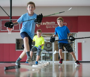 UW Health's Sports Performance program creates better athletes and imbues a culture of healthy movement.