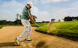 UW Health Sports Performance's golf training program can help you become a longer, more accurate golfer.