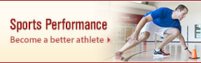 UW Health Sports Performance program at UW Health at The American Center