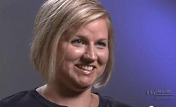 UW Health plastic and reconstructive surgery: double mastectomy patient Marsha Olson