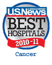 US News and World Report Best Hospitals: Cancer