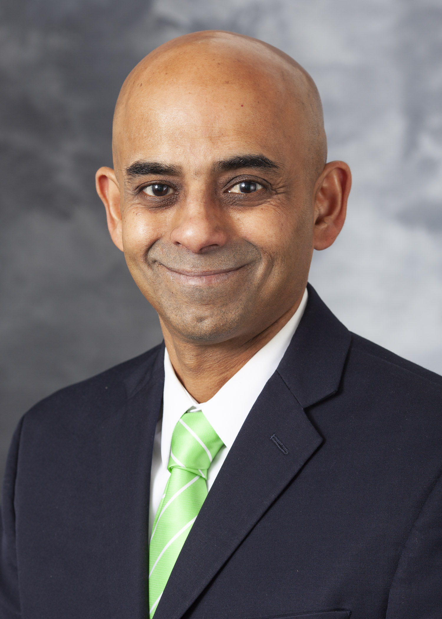 Chero Goswami, System Vice President/Chief Information Officer