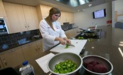 UW Health at The American Center Learning Kitchen