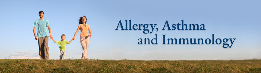 Allergy, Asthma and Immunology