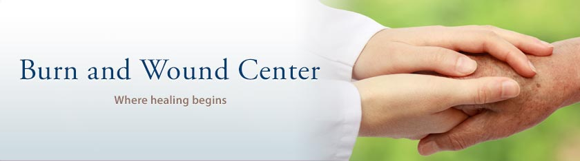 Burn and Wound Center