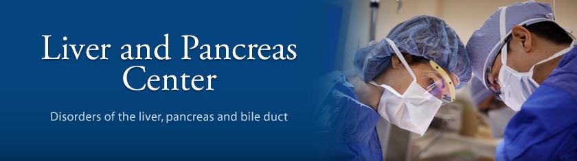 Liver and Pancreas Center