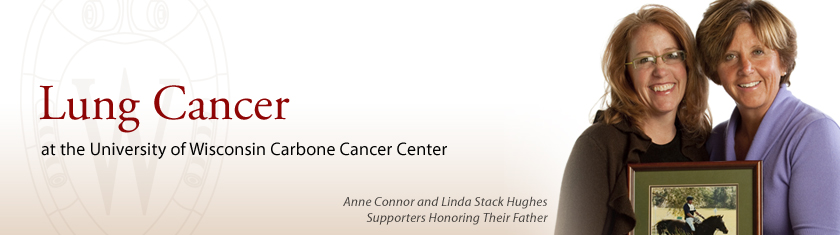 Lung Cancer, UW Carbone Cancer Center