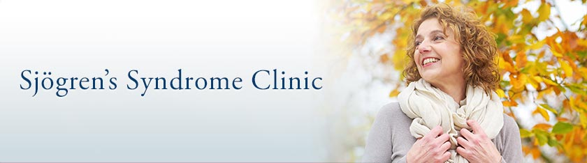 Sjogren's Syndrome Clinic