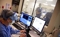 UW Health Brain Tumor Center imaging services: Imaging suite