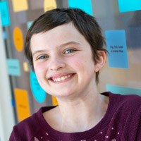 Phoebe Yancey; UW Health Brain Tumor; Madison, Wisconsin