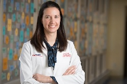 Dr. Emily Guerard combines the disciplines of cancer care and geriatrics in her work at UW Carbone Cancer Center.