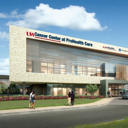News Uw Health Prohealth Care And Aurora Announce Name For Pewaukee Cancer Center Madison Wi