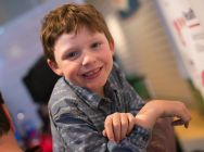 Your gift to UW's campaign to end childhood cancer helps kids like Blake - and the 600 kids fighting cancer under UW's care