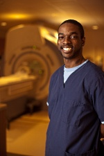 La'Sonne Amos is a UW Hospital and Clinics imaging assistant.